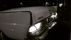 @krisnacahyanto - Gregorius Krisna Cahyanto | Sunday night ride . . . #mercedes #fintail #heckflosse #w111 #220s