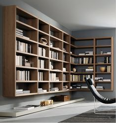 Open bookshelf  QenBleu_Bookshelf