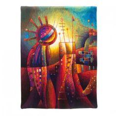 Towards Home - Maximo Laura Tapestry