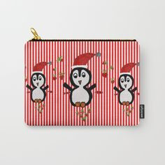 Skins are thin, easy-to-remove, vinyl decals for customizing your laptop . Skins are made from a patented material that eliminates air bubbles and wrinkles for easy application. Organize Your Life, Ipad Tablet, Stocking Stuffers, Laptop Sleeves, Penguins, Vinyl Decals, Vibrant Colors, Pouch, Spirit