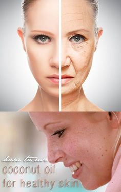 Coconut is good for wrinkles ? How to Use Coconut Oil for Wrinkles