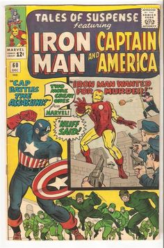 Tales of Suspense #60 (Dec 1964, Marvel) VG-FN ONLY $34.00 54% OF GUIDE!