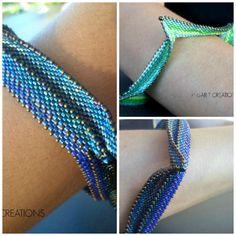 Winged bracelets
