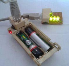 Imagine a Cum sa faci Ethernet prin cablu de verificare