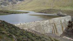 En poco tiempo las vertientes de agua han llenado el embalse de la presa, asegurando un abastecimiento estable durante todo el año para el sistema de riego de Rumi Corral.