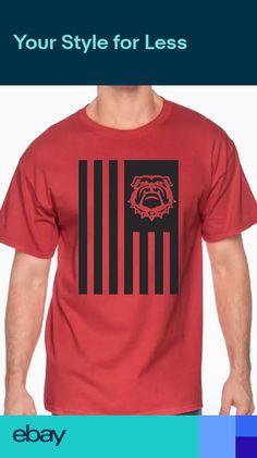 UGA custom t-shirt graphic tee S -XL t shirt Georgia Bulldogs 277cfde01