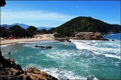 Praia do Meio - Trindade - Paraty BRAZIL