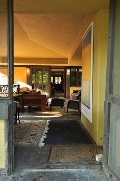 Walter V. Davidson House - Frank Lloyd Wright