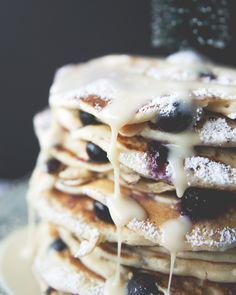 Recipe Box: Christmas Morning Pancakes