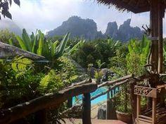 Morning Mist Resort Khao Sok (Suratthani) - View