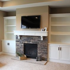 Do you assume Fireplace Built Ins Diy seems to be great? Discover all of Fireplace Built Ins Diy right here. Chances are you'll found one other Fireplace Built Ins Diy better design concepts Built In Around Fireplace, Fireplace Built Ins, Diy Fireplace, Fireplace Design, Fireplace Bookcase, Fireplace Stone, Open Fireplace, Fireplace Surrounds, Classic Fireplace
