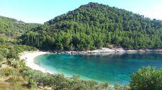 PUPNATSKA BEACH, Korcula Island, CROATIA. #wildbeach