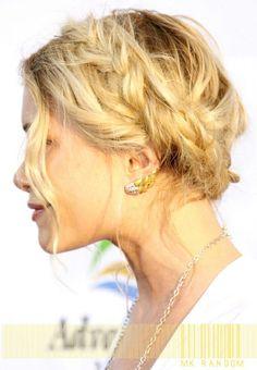 love her hair here.. mary kate olsen