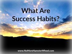 """We often hear about """"success habits"""" but what are those? Well, they are the kind of habits often practiced by successful people. These habits are simple to do but also simple not to do. Like all habits they must be implemented but the difference is that many of these take a long time to see …"""