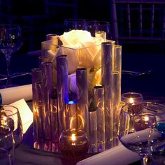 #c2mdesigns #floral #floraldesign #centerpiece #corporateevent #nonprofit #fundraiser #museumofscience #boston #aluminum #led #roses #starwars #sculpture #metalfleurgy #designsthatrock #luisbrensphotography #likeC2MdesignsFacebook Designer: #christinemccaffery