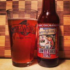 SweetWater LowRYEder IPA