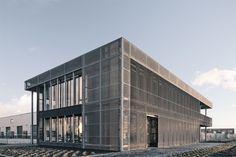 sec.architecten / Nieuwbouw kantoorgebouw Verzinkerij Kampen
