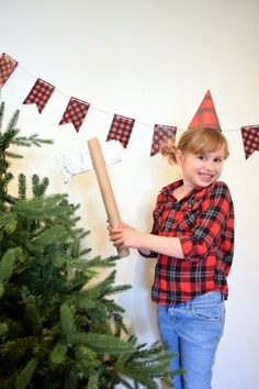 Throwing a Lumberjac