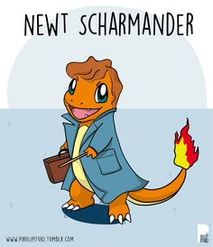Newt Scamander (Fantastic Beasts) Piruli&Pituki : Photo