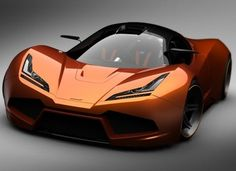 """Reviving the style and precision of the renowned McLaren the designer of the KTM Motorbike, Matt Williams, has come up with car concept that moves on both road and track with ease. Entitled """"McLaren the sports car much like the makes. Lamborghini, Maserati, Bugatti, Ferrari, Exotic Sports Cars, Exotic Cars, Slr Mclaren, Fancy Cars, Transporter"""