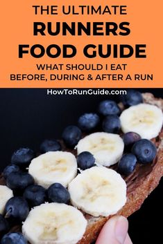Runners food doesn't need to be complicated. In fact, runners food is based on basic nutrition. Get the lowdown on the best runners food to fuel your training and crush PR's. Best Food For Runners, Runners Food, Nutrition For Runners, Nutrition Guide, Runners Guide, Nutrition Plans, Health And Fitness Tips, Fitness Nutrition, Diet And Nutrition