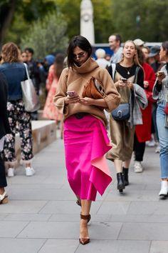 Street Style from London Fashion Week