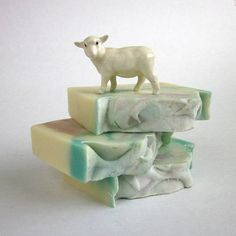 Love these soaps!   Artisan Soap Cold Process Soap Meadow Pink by EweniqueEssentials,