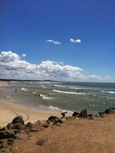 Noosa Beautiful Places, Australia, Spaces, Beach, Water, Outdoor, Gripe Water, Outdoors, The Beach
