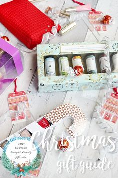 Finding Affordable Christmas Beauty Gifts Online - All Under £20!