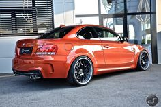 #BMW #E82 #1M #Coupe #ValenciaOrange #MPerformance #xDrive #SheerDrivingPleasure #Drift #Hamann #Tuning #Provocative #Eyes #Hot #Sexy #Burn #Badass #Strong #Live #Life #Love #Follow #Your #Heart #BMWLife