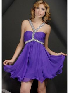 Chiffon Halter Sweetheart Neckline Short Beaded Sell Cocktail Dress  Homecoming Dresses 658c71579ccb