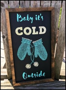 banner of the sun Awesome Brrr Baby Its Cold Outside Sign made using Chalk Couture Photos Chalk It Up, Chalk Art, Chalkboard Signs, Chalkboard Stencils, Chalkboard Doodles, Chalkboard Lettering, Chalkboard Ideas, Chalkboards, Chalk Crafts