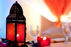 Moroccan lantern centerpiece  Image by Night and Day Photography  (http://www.nightanddayphoto.ca/)  Planning/Design by Jennifer Bergman Weddings (http://www.jenniferbergmanweddings.com)