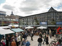 The Food Market, Copenhagen
