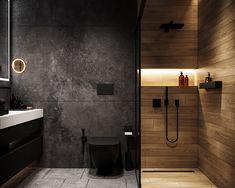 Cornice Design, Welcome To My House, Computer Animation, Bathroom Inspo, Digital Art, Bathtub, Rustic, Interior Design, Behance