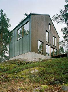 Villa VY by Kjellander + Sjöberg #Architects | Åke E: son Lindman