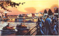 Disney's Newport Bay Hotel, Disneyland Paris