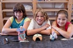 Planters of Clay Adult/Child Workshop Winter Park, Florida  #Kids #Events