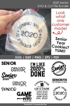 [Promotion] Have a SENIOR in your life that will be graduating in This svg and cut file bundle is for you! Graduation Shirts For Family, Graduation Photos, Graduation Ideas, Silhouette Cameo, Silhouette Files, Meant To Be Quotes, Free Svg Cut Files, Vinyl Crafts, Filing