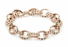 Arik Kastan places rose gold at the heart of a collection of timeless modern designs inspired by the great historical eras of jewelry. Fine Jewelry, Jewellery, Rose Gold, Gold Bracelets, Shop, Gold Charm Bracelets, Jewels, Schmuck, Jewelry Shop