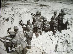 Fotografía antigua: 1924-GUERRA DE ÁFRICA. RIF. MARRUECOS. ESPAÑA.FOTO ORIGINAL GRANDE 25,5x20,5 cm - Foto 2 - 40976410