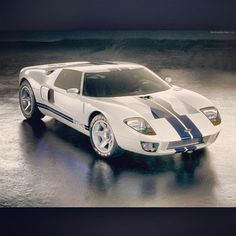 Epic Ford GT is in my top ten of favourite cars!