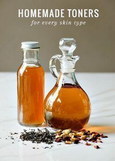 2-Ingredient DIY Toner Recipes for Every Skin Type