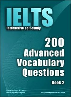 Vocabulary for ielts speaking pdf download