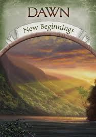 "Earth Magic Oracle Cards Dawn  Dawn: ""New Beginnings."" The start of the day brings with it reassurance that the night has passed, making way for new opportunities, no matter what has come before. It reminds us of the predictability of the daily cycles. That first light that forecasts the sun's appearance awakens the winged ones,   Today's free oracle card reading: http://www.online-tarot-readings-by-amber.info/freeoraclecardreadings.html"