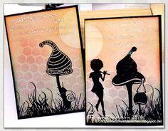 Kreatives Fusselchen: Drollige Pilze ...