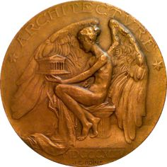 Society of Beaux Arts Architects Award Jules E. Roiné (1894)