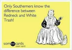 Only southerners
