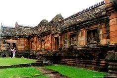 Phanomrung Historical Park @Buri ram,Thailand