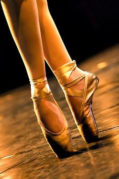 Chaussons de danse - Pointes